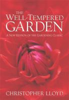 thewelltemperedgarden